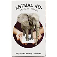 Animal 4D+ Augmented Reality Cards