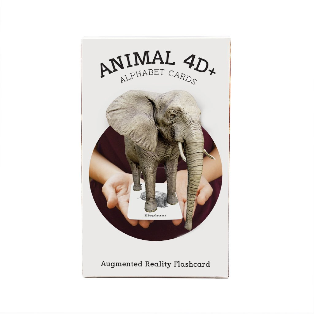 Animal 4D+ Augmented Reality Cards product image