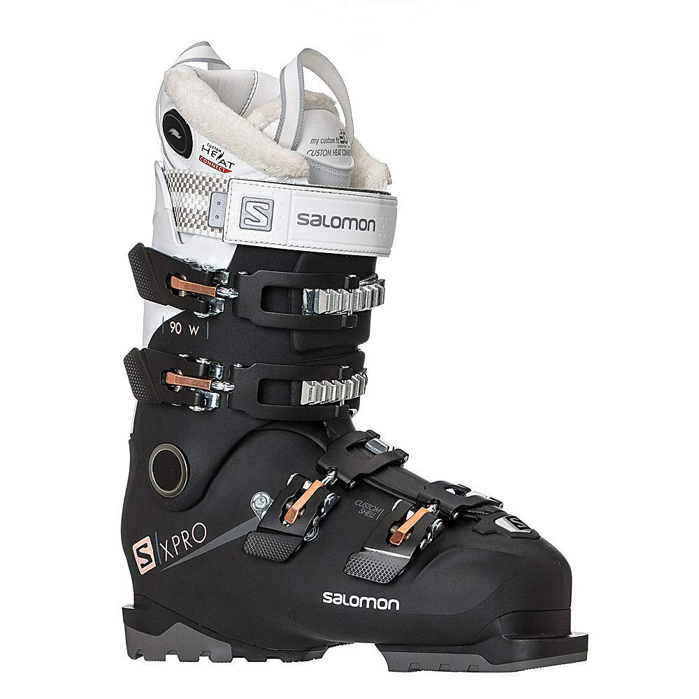 Salomon x pro 90 W Custom Heat Connect Edition Damen Ski Boots Ski Shoes New