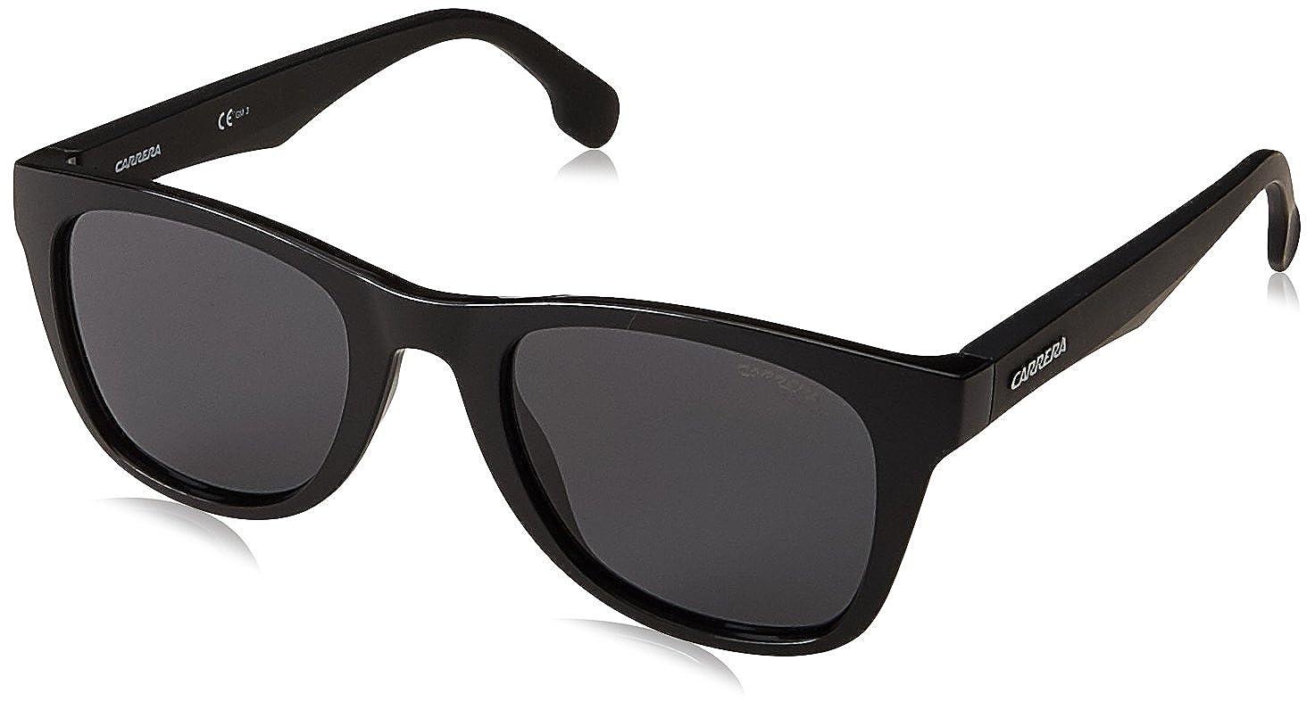 Carrera 5038/S IR PPR Gafas de sol, Negro (Bk Metallic/Grey Blue), 51 Unisex-Adulto