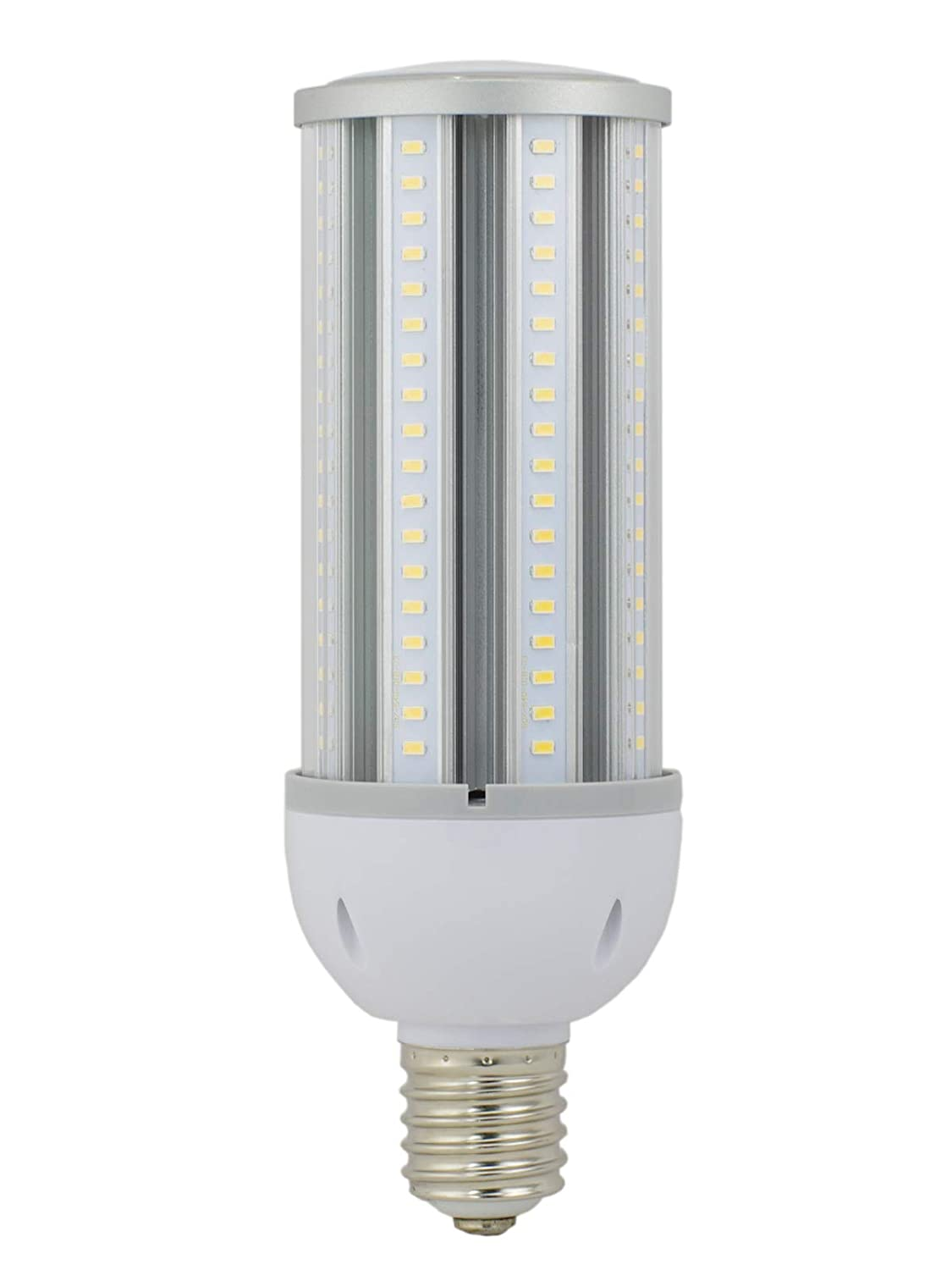 Used in Post top Acorn,Replace 250-300w Metal halide Orlich 2 Packs 54W led Corn Bulb,led Corn Light 6700lm