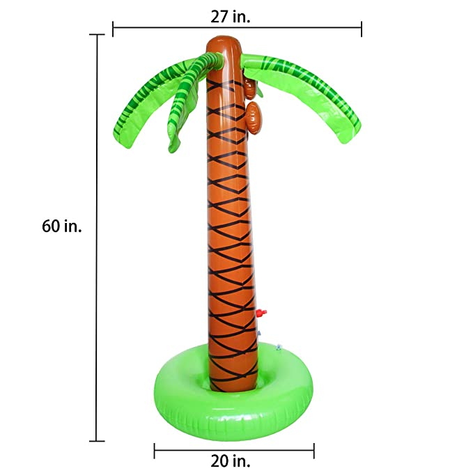 Amazon.com: Dreampark - Peluche hinchable para árbol de ...