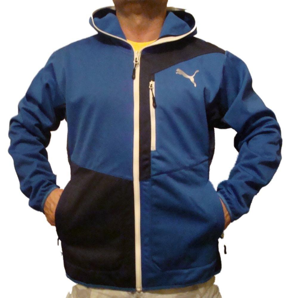 Puma Urban Softshell Jacke, Herren, Blau, 560839 02