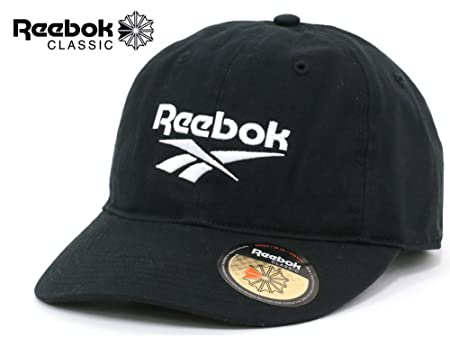 Reebok Cl Lost & Found Gorra de Tenis, Hombre, Negro, Talla Única: Amazon.es: Deportes y aire libre