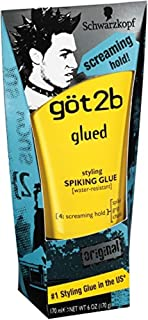 product image for Got2b Spiking Glue Size 6z Got2b Glued Styling Spiking Gel