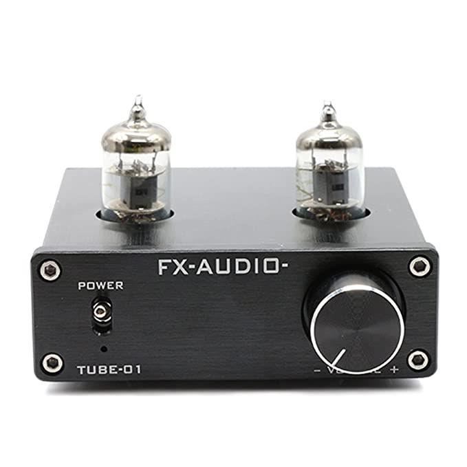 amazon com fx audio tube 01 6j1 tube buffer hifi preamplifierPower Supply For Preamplifiers Revision B #11