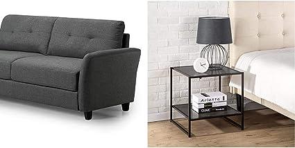 10/ Zinus Ricardo Contemporary Upholstered 78.4 inch Sofa