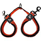 Kruz PET No Tangle Dog Bungee Leash Coupler