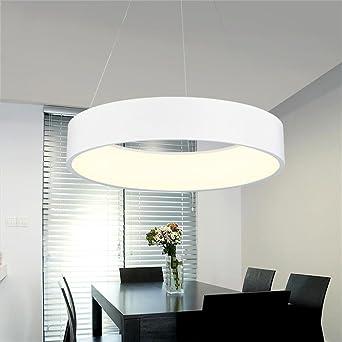 LXSEHN Semplice Moderno Lampadario a LED moderno Elegante ...