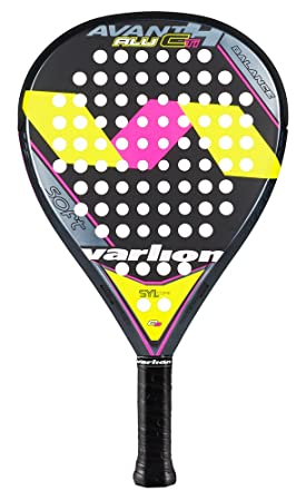 VARLION Avant H ALU Cti Soft Pala de Tenis, Unisex Adulto: Amazon.es: Deportes y aire libre