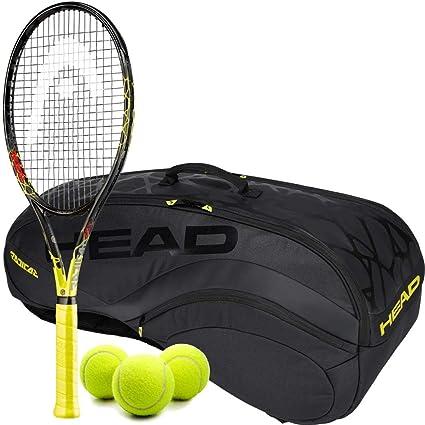 Head Graphene Touch Radical MP LTD Performance Black/Yellow Tennis Racquet (4 1/