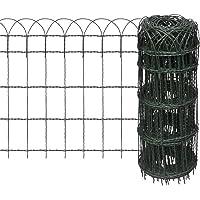 mewmewcat Bordes de Jardín Extensible Decorativo y Protección