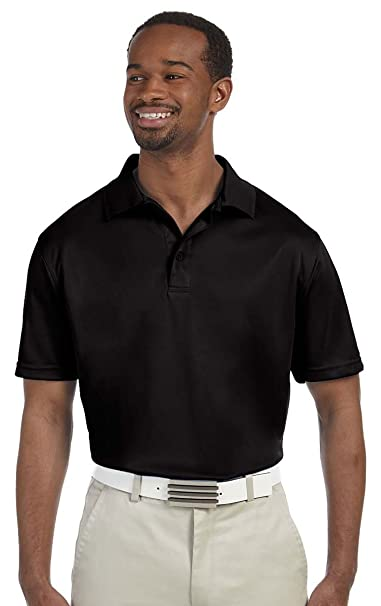 cc818571 Image Unavailable. Image not available for. Color: Harriton M315 Men's 4  oz. Polytech Polo ...