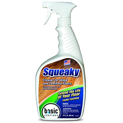 Amazon Basic Coatings Squeaky Cleaner Spray 32 Ounce Home