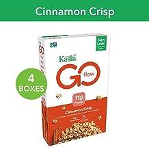 Kashi GO Cinnamon Crisp Breakfast Cereal
