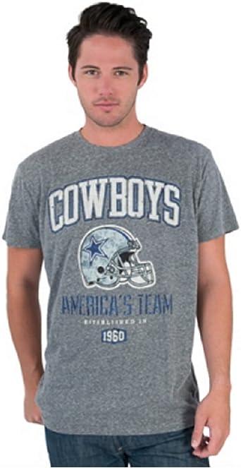 Dallas Cowboys NFL - Camiseta del equipo de fútbol americano ...