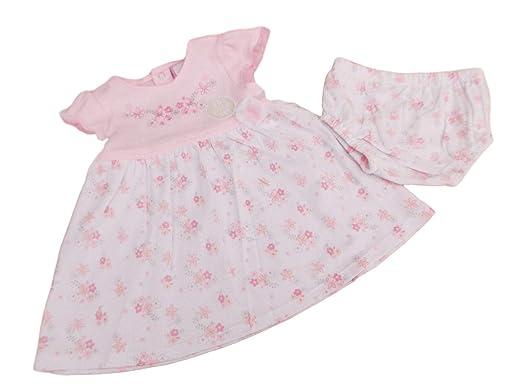 e266516fcb1e5 Chloe Louise - Robe - Plissée - Bébé (fille) 0 à 24 mois rose rose ...