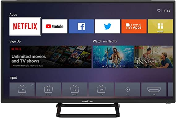SmartTech TV LED HD 32