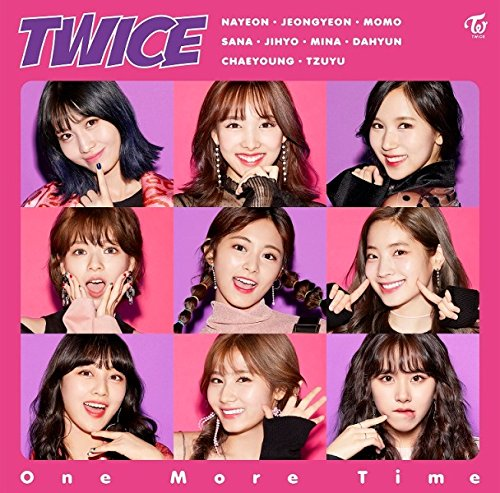 TWICE / One More Time[通常版]
