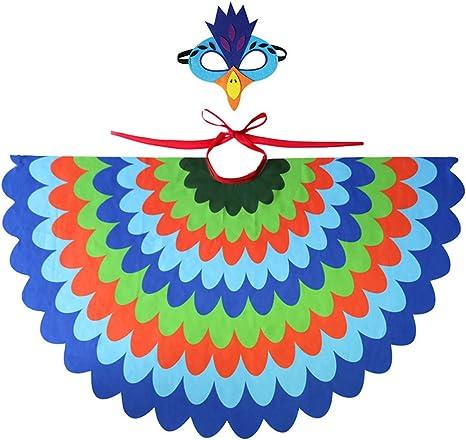 Duless Disfraz de alas, pájaro, Disfraz para niños,, Disfraz ...