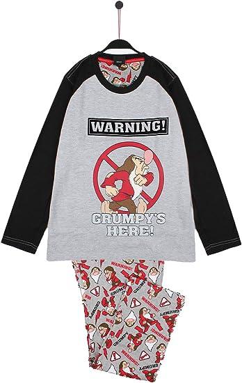 Mercaroupa - Pijama NIÑO Grumpy´S niños: Amazon.es: Ropa ...