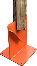 Hi-Flame Firewood Kindling Splitter for Wood Stove Fireplace and Fire Pits,