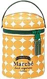 スケーター 保温ランチジャー スープジャー用カバー M マルシェ かぼちゃ 9cm×高さ13cm SJP1