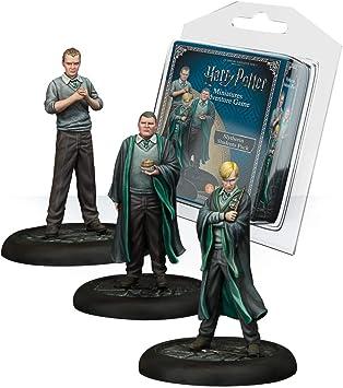 Knight Models Juego de Mesa - Miniaturas Resina Harry Potter Muñecos Slytherin Students English: Amazon.es: Juguetes y juegos