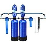 Aquasana Rhino Whole House Water Filtration System (Well Water plus SimplySoft + UV)