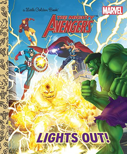 Lights Out Marvel Mighty Avengers product image