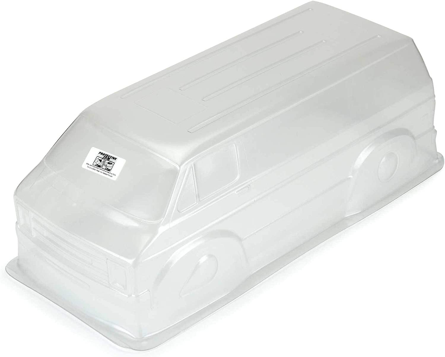 Pro-line Racing Clear Body 70's Rock Crawlers famous 12.3