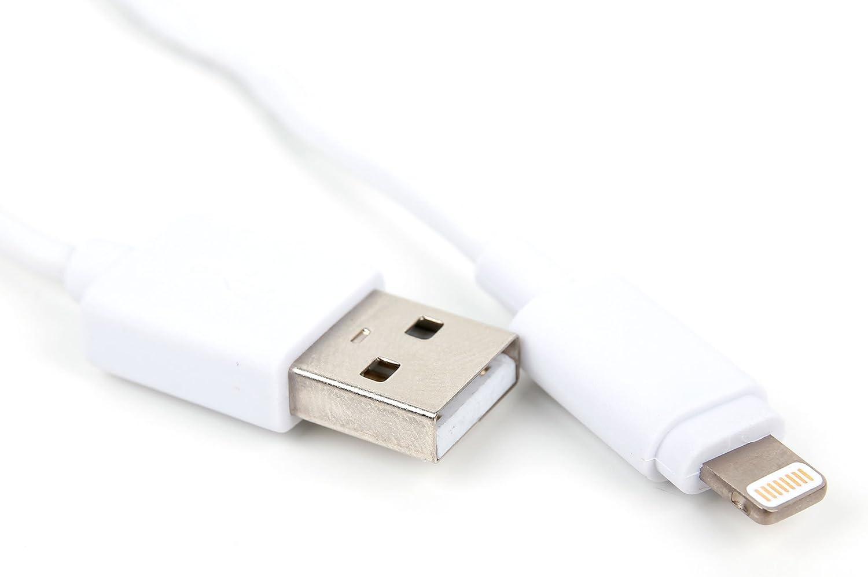 DURAGADGET 1M USB A Lightning Charge