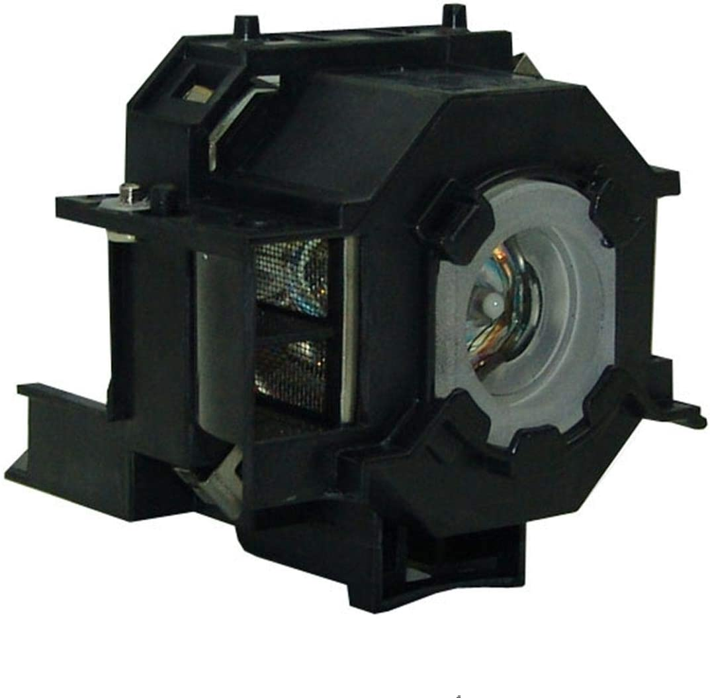 LAMPARA SUPER ELPLP42 PARA PROYECTOR EPSON: EB-400W, EMP-400W, EMP ...