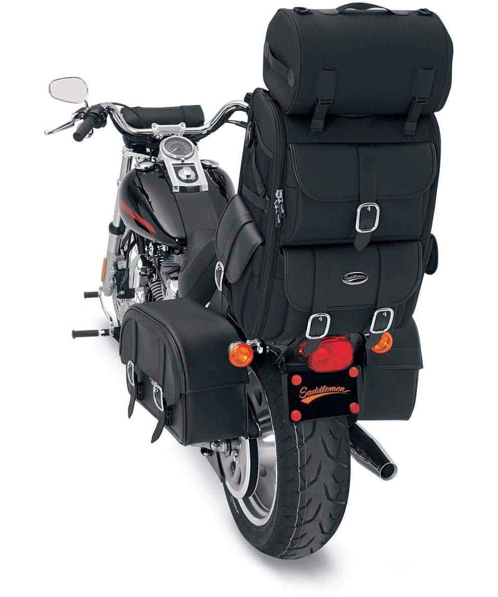 fcdcb1f2ec6 Amazon.com: Saddlemen 3515-0082 Deluxe Sissy Bar Bag: Automotive