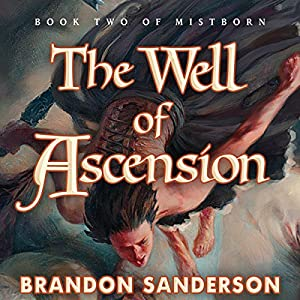 The Well Of Ascension Mistborn Book 2 Audible Audio Edition