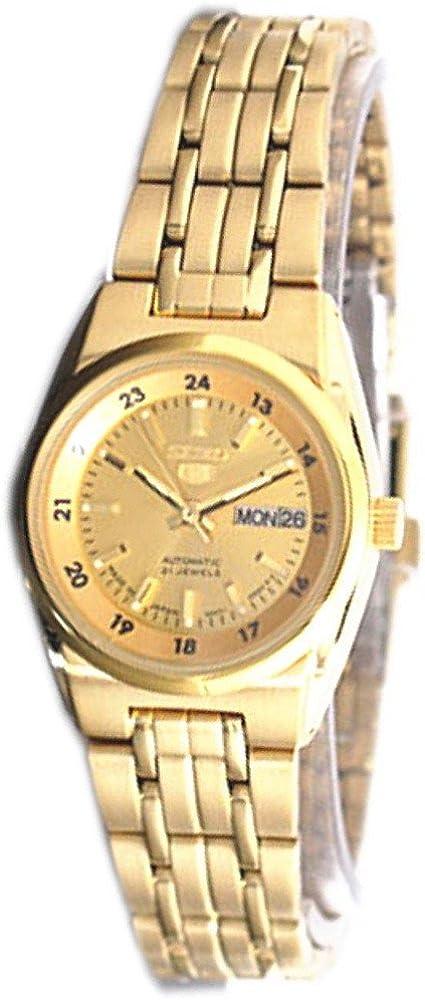 [セイコー]SEIKO 腕時計 5 AUTOMATIC オートマチック SYMC04J1 レディース [逆輸入]