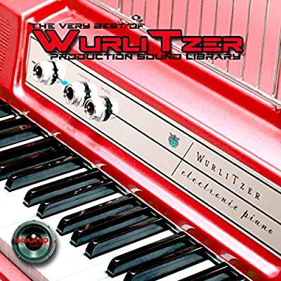 WURLITZER ELECTRONIC PIANO PLATINUM Collection - HUGE Sound Library and Production tools 1,63GB on DVD from SoundLoad