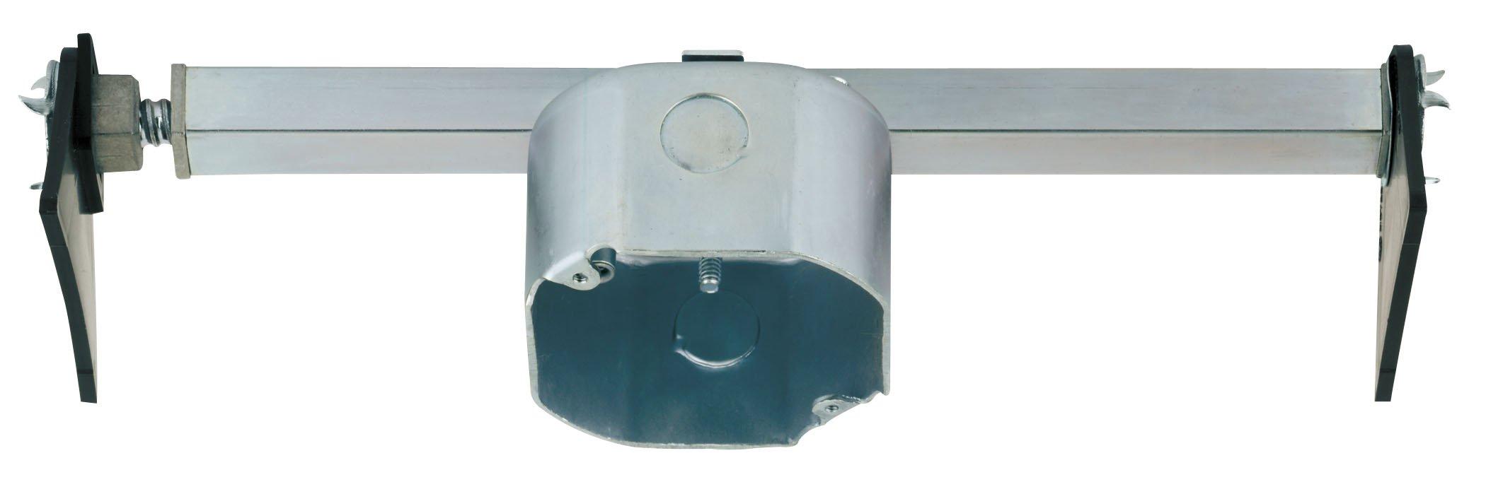 Westinghouse Lighting 140000 0140000 Saf-T-Brace for Ceiling Fans, Metalic