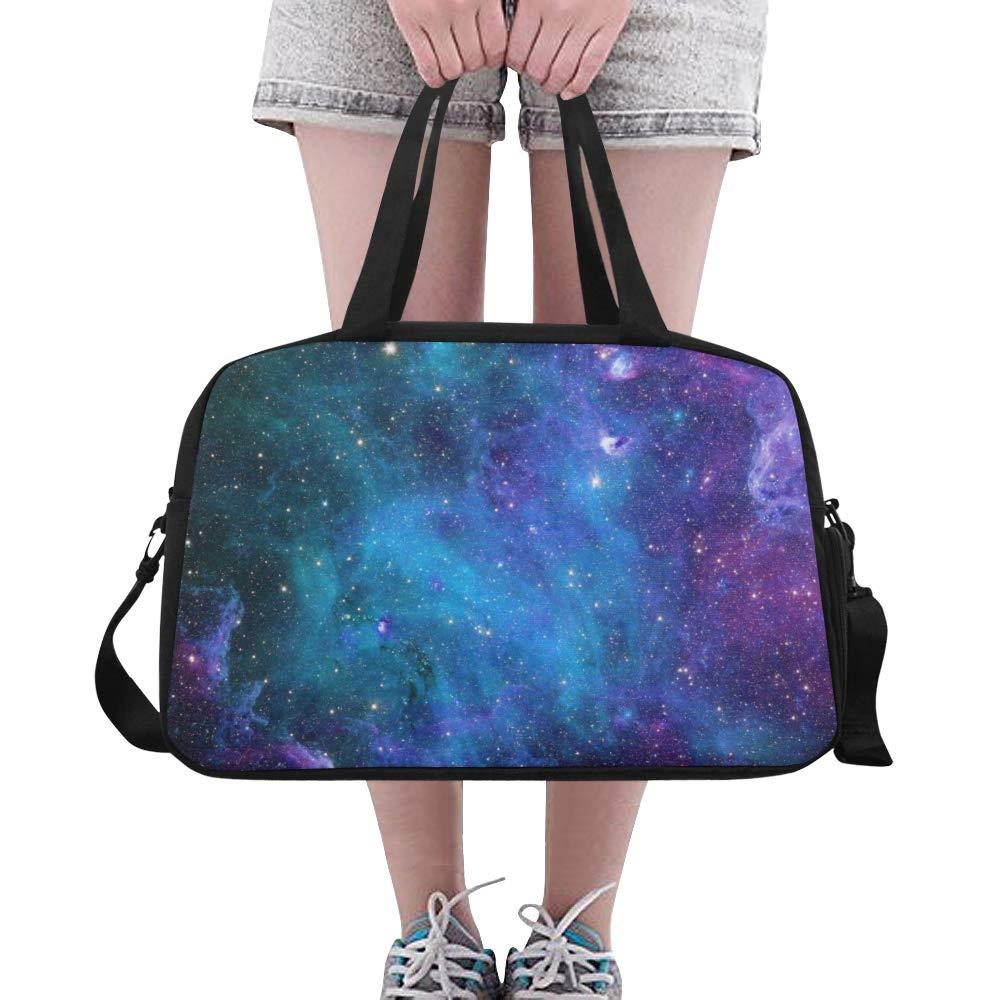 Bolso de lona para niños Galaxy Stars Elementos espaciales ...