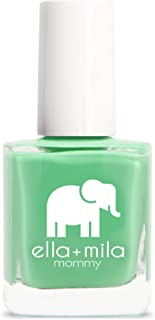 product image for ella+mila Nail Polish, Mommy Collection - I Mint It
