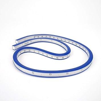 Flexible Curve Ruler Flex Design Rule 2 pcs