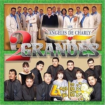 Los Angeles Azules Los Angeles De Charly Dos Grandes Amazon Com Music