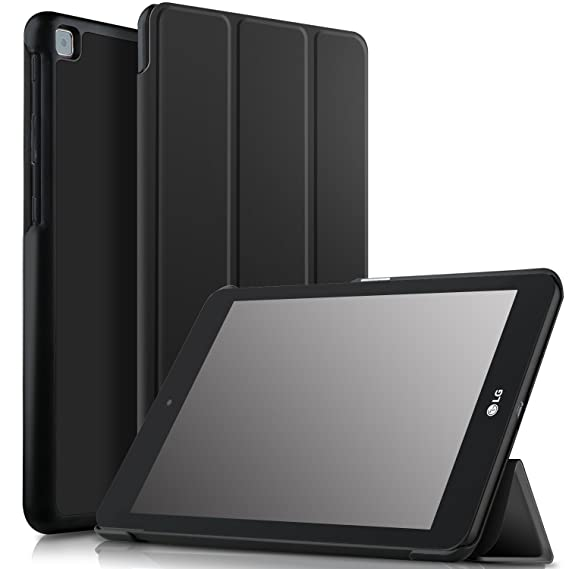 IVSO Case for T-Mobile LG G Pad X2 8 0 Plus, Ultra Lightweight Slim Smart  Cover Case for T-Mobile LG G Pad X2 8 0 Plus V530 8-inch Tablet 2017