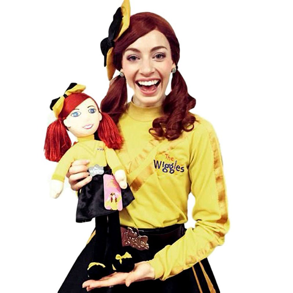 The Wiggles Emma Cuddles Doll