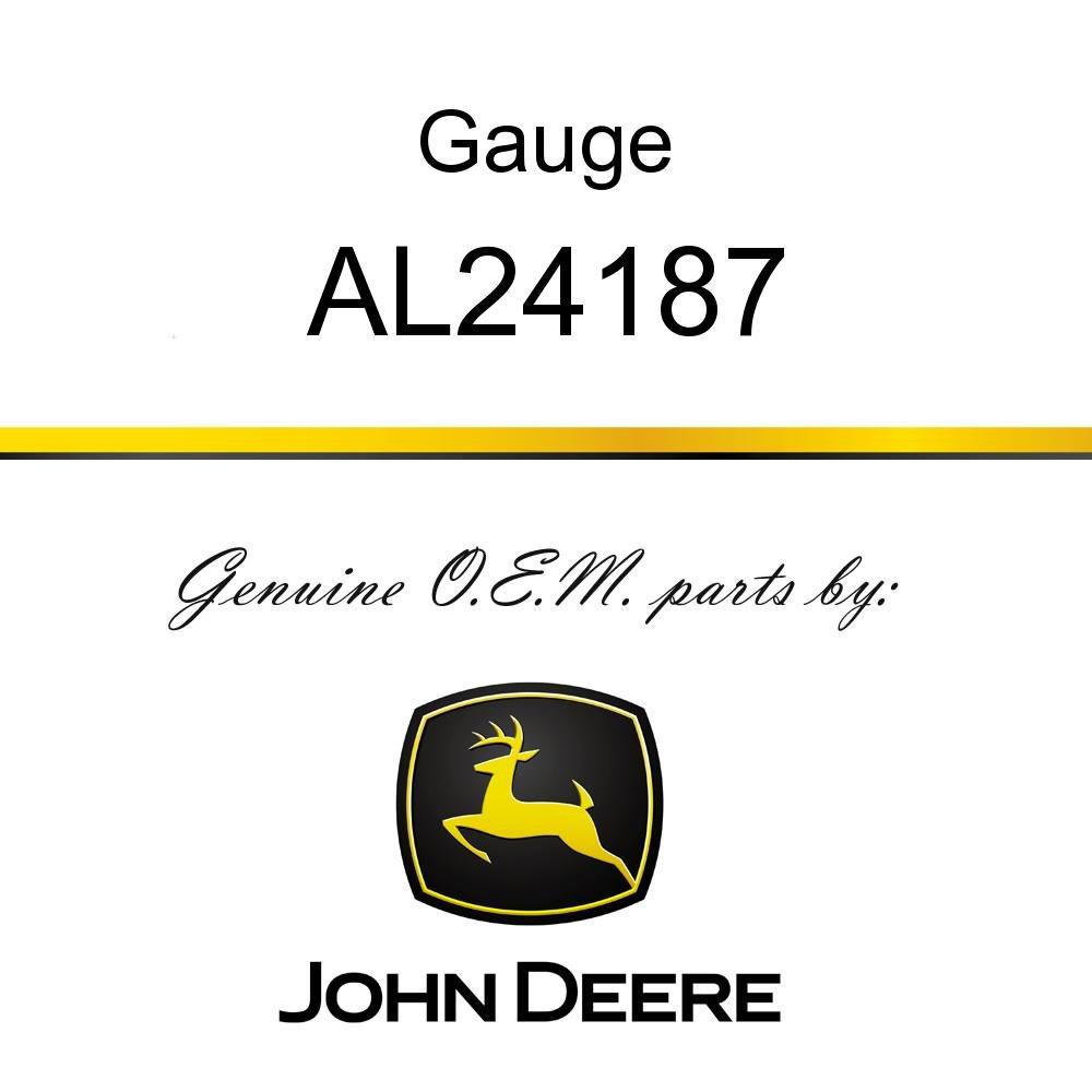 Amazon.com : JOHN DEERE FUEL GAUGE AL24187 830 930 1030 2030 3130 : Other  Products : Garden & Outdoor