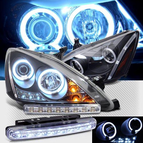 05 honda accord halo lights - 9
