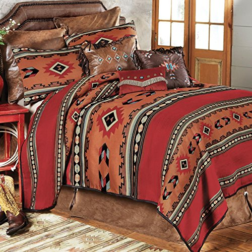 Black Forest Décor Southwestern Cibola Bed Set - King