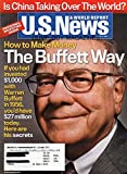img - for U.S. News & World Report August 6 2007 HOW TO MAKE MONEY THE WARREN BUFFETT WAY A Legion Of Disciples, A Generation of Fund Managers Puts a New Spin On Buffett's Strategy ELIZABETH EDWARDS book / textbook / text book