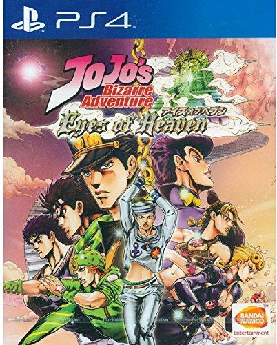 JOJO'S BIZARRE ADVENTURE: EYES OF HEAVEN (English Subs) for PlayStation 4 - Jojo Video Game