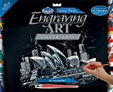 Royal and Langnickel Famous Places Engraving Art, Sydney Opera House